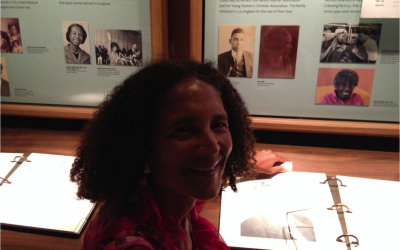 #MakingHistory with the Smithsonian Institution National Museum of African American History and Culture