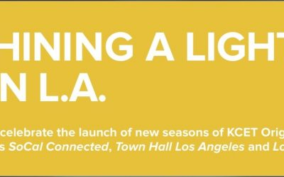 ARJ | New Year's Greetings 2018 and Shining a Light on LA