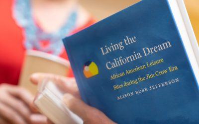 LA Times and the Journal of Blacks in Higher Education Give Shout Outs to Living the California Dream… book, More Event Dates and Exciting News