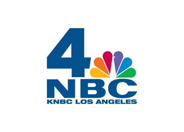 NBC4 KNBC Los Angeles Logo
