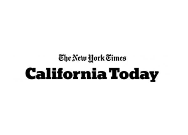 NYT California Today logo